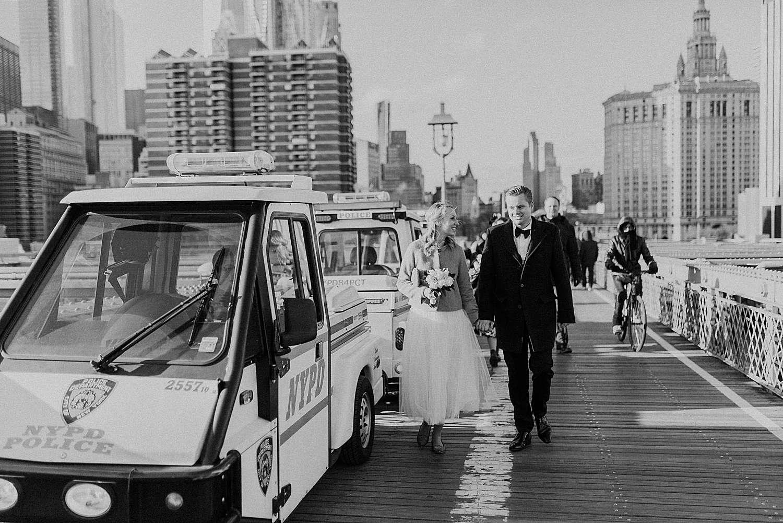 New york city hall elopement