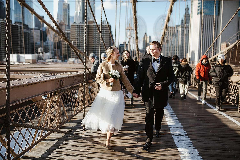 New York Elopement Photographer