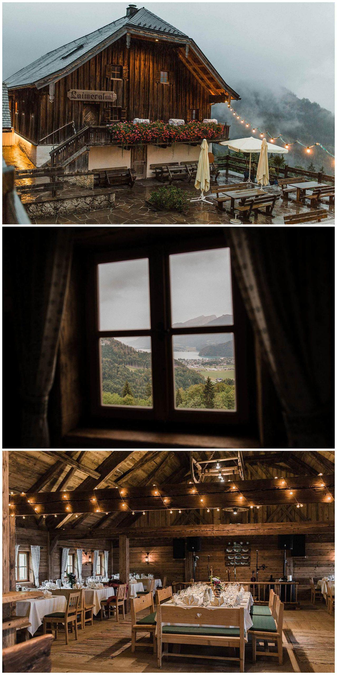 Mountain Wedding Chalet Austria