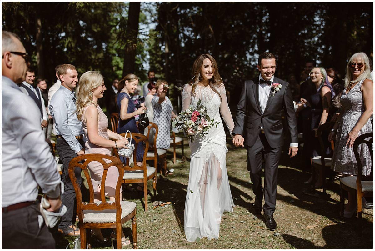 wedding ceremony outdoor