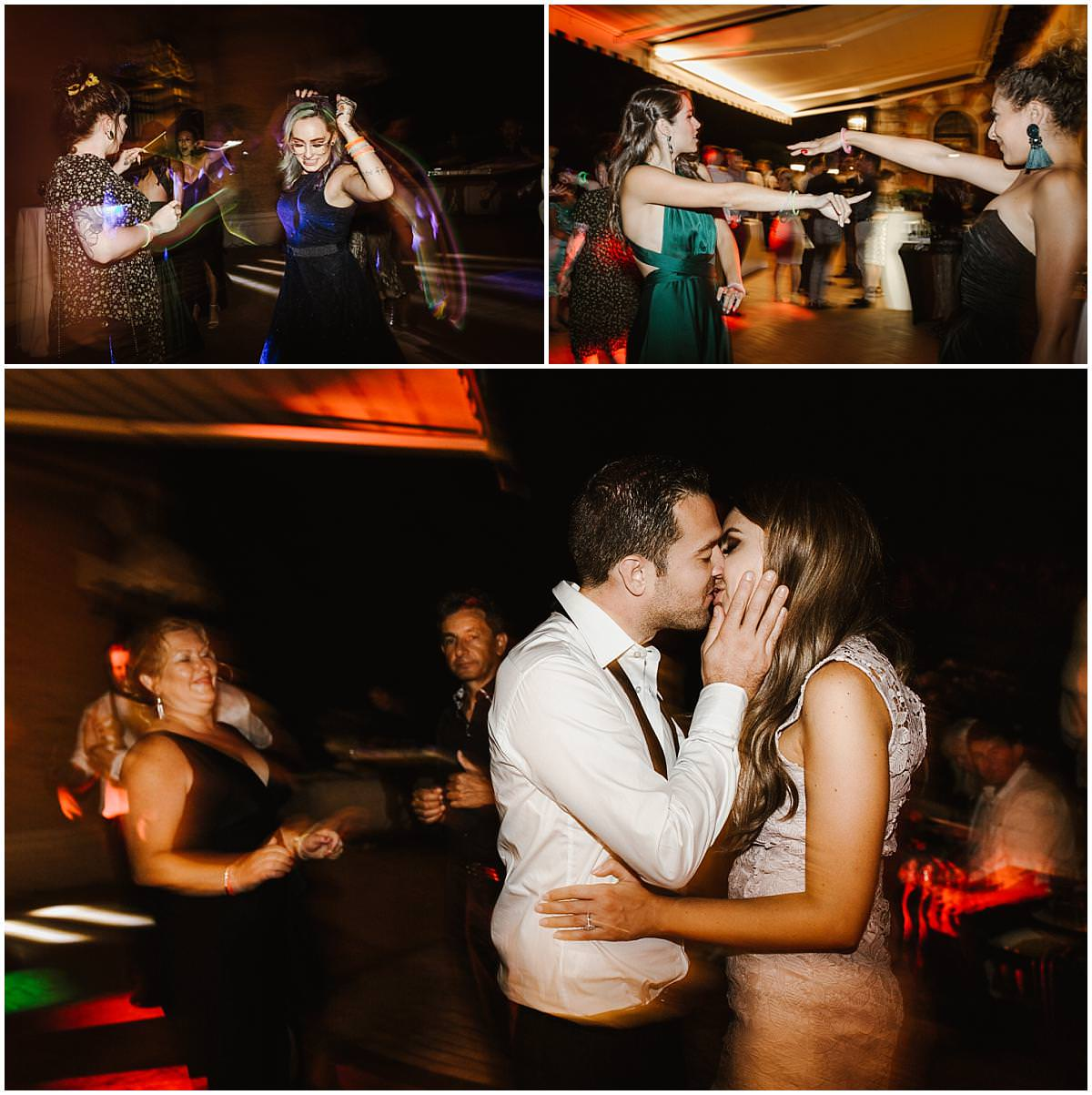 party wedding italy