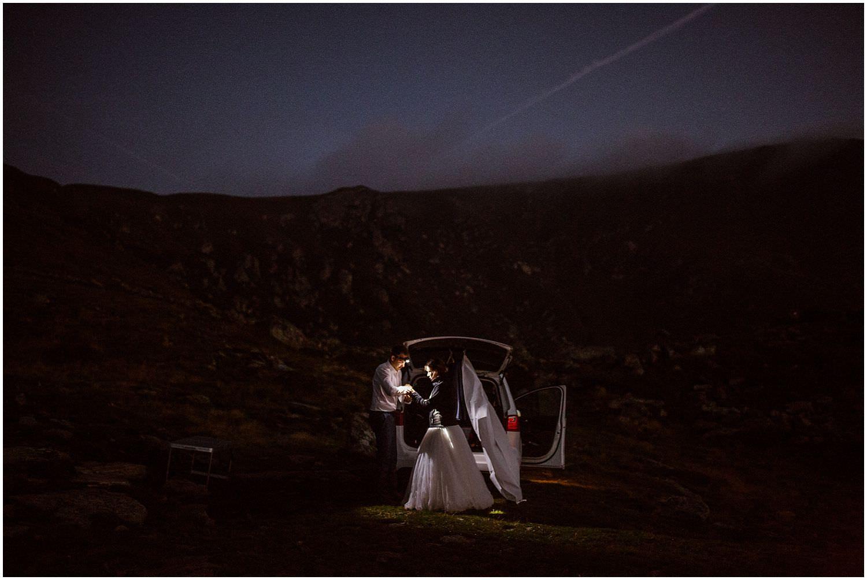 best adventure elopement
