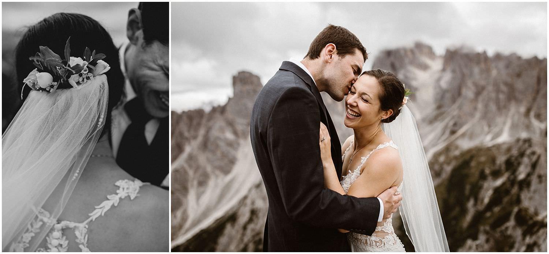 Dolomites elopement