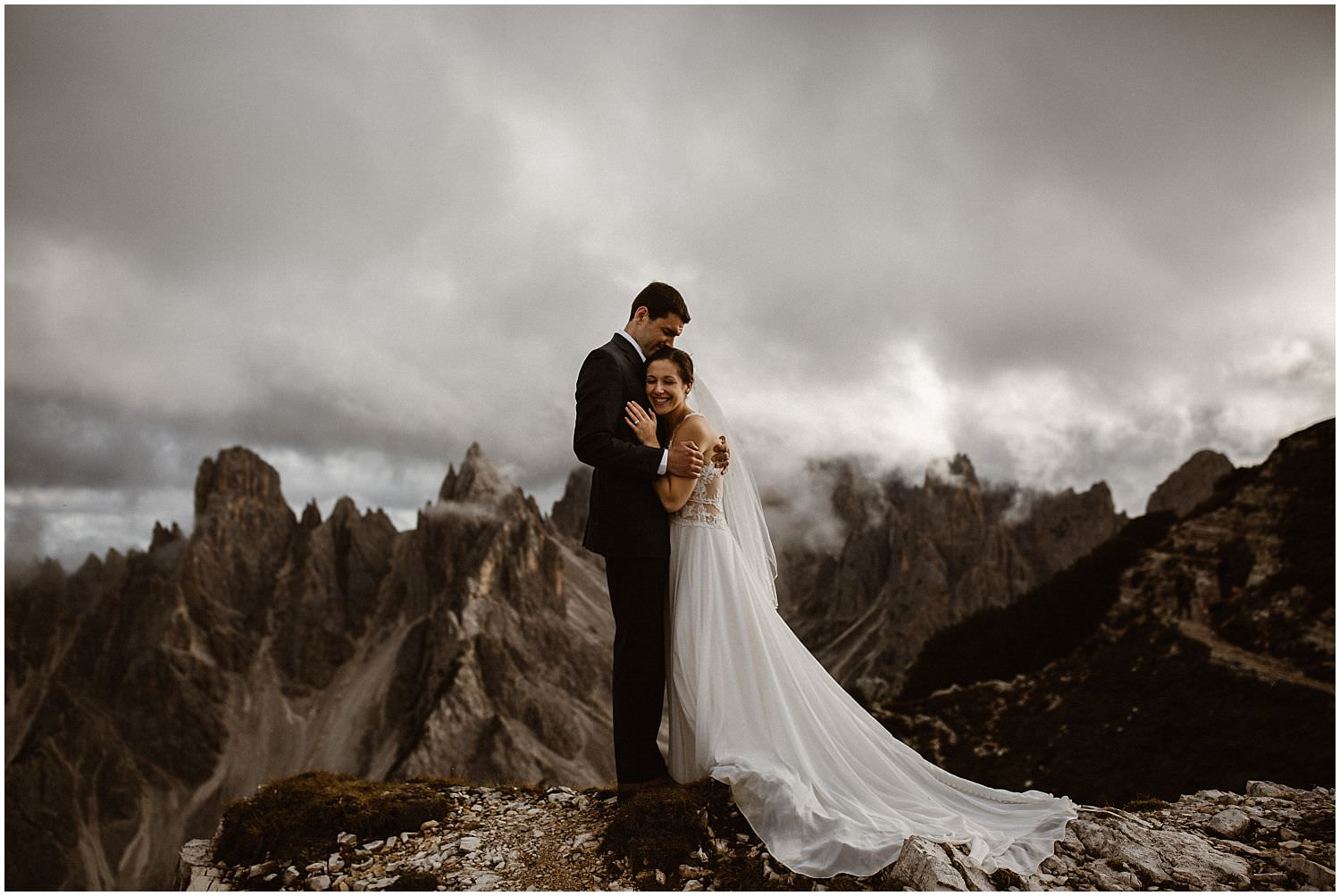 Wedding photographer Dolomites