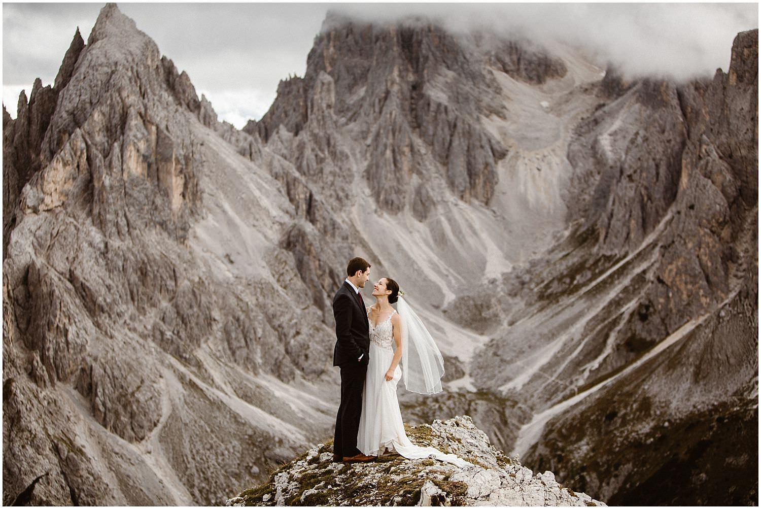 Dolomites Wedding photographer