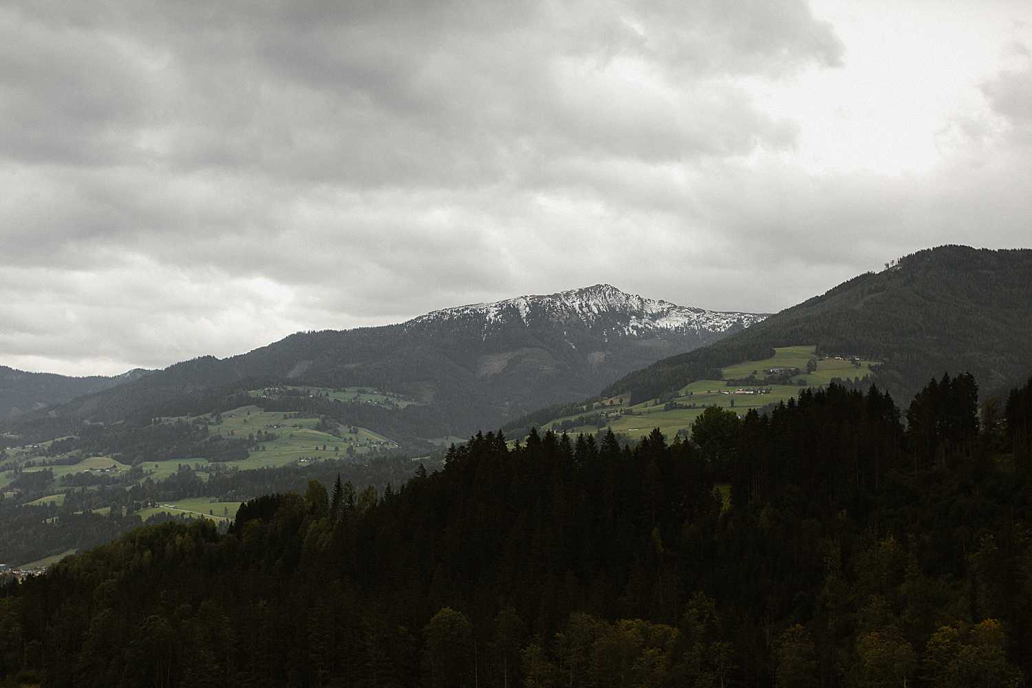 Mountains of Schladming