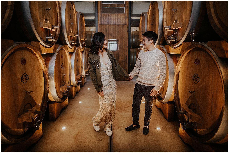 Masseria Amastuola Wine Cellar